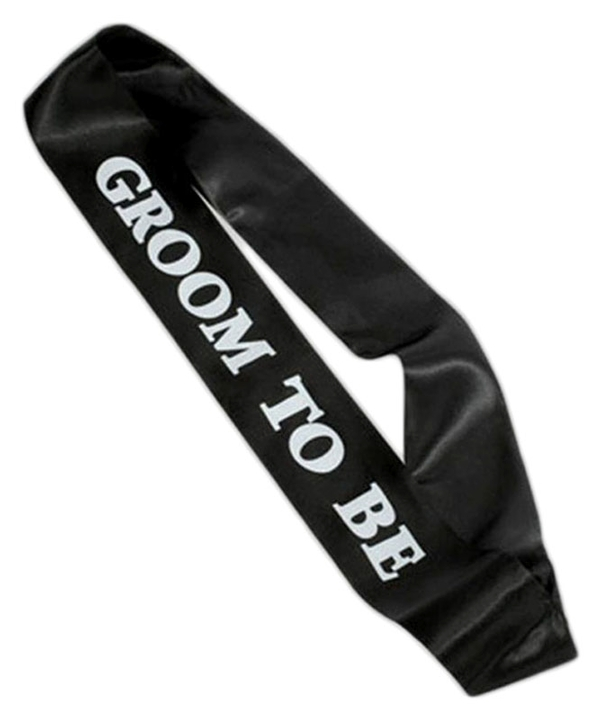 Sash - Groom To Be (Large Size for Men)