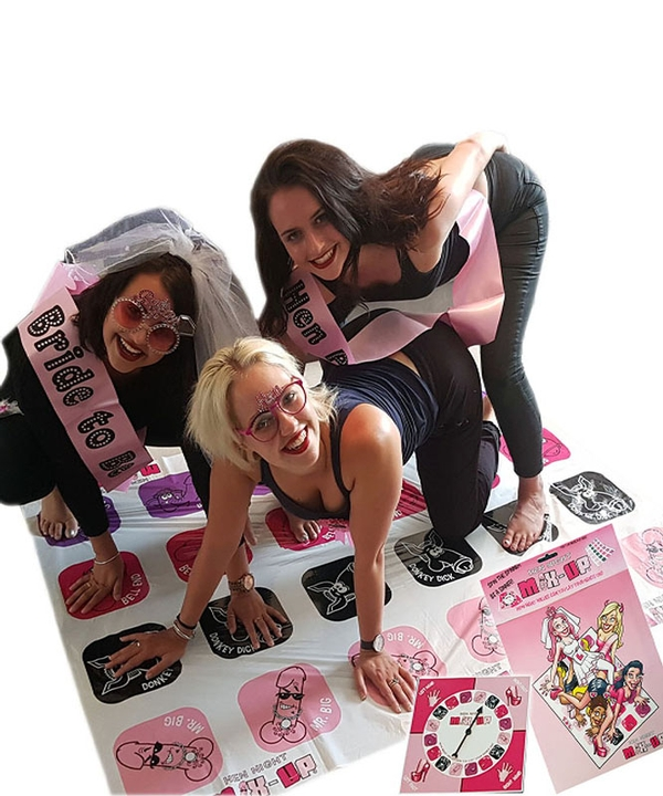 Hen Night Mix Up Game