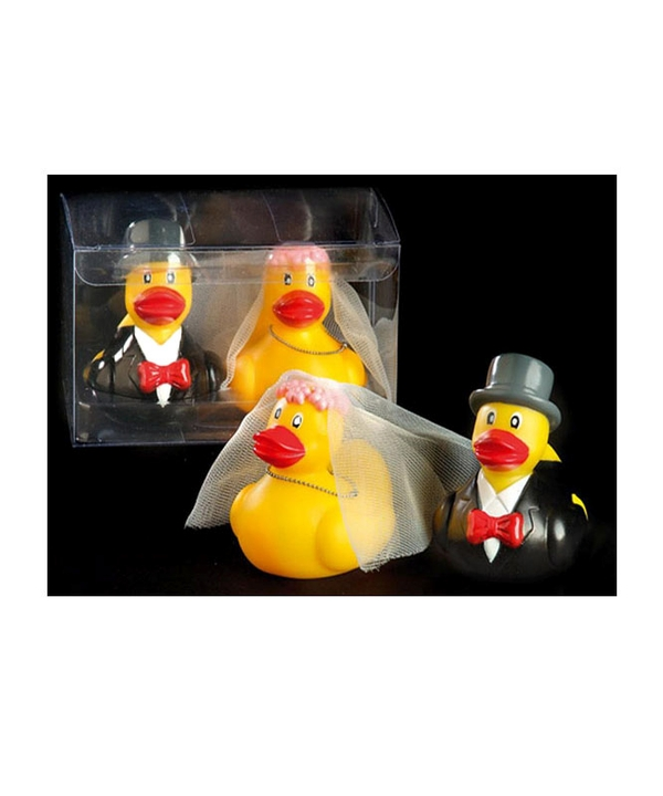Mr & Mrs Duck Gift Box Set