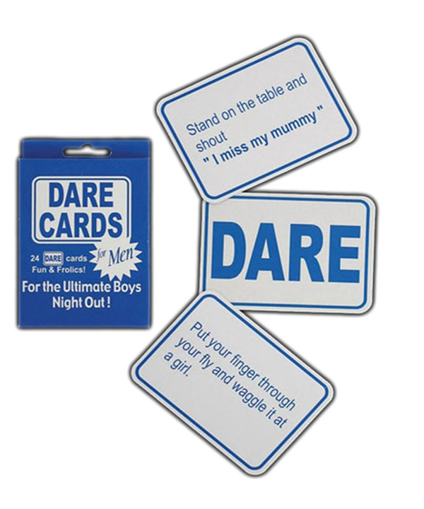 Dare Cards Boys