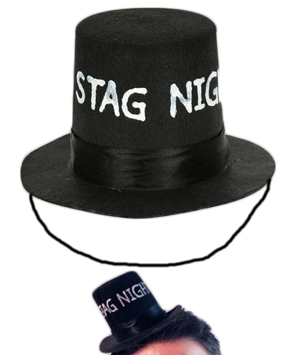 Stag Night Little Hat