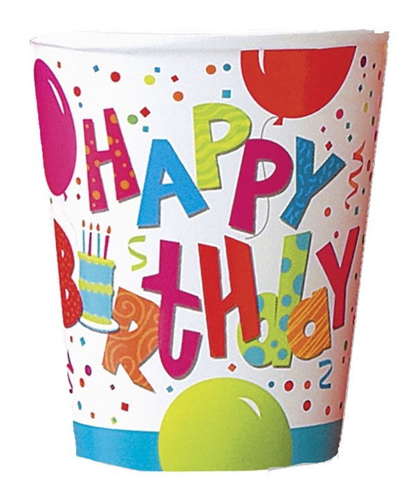 Birthday Jamboree Cups