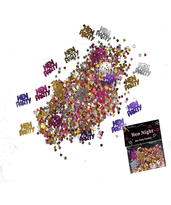 Hen Party Confetti 14g