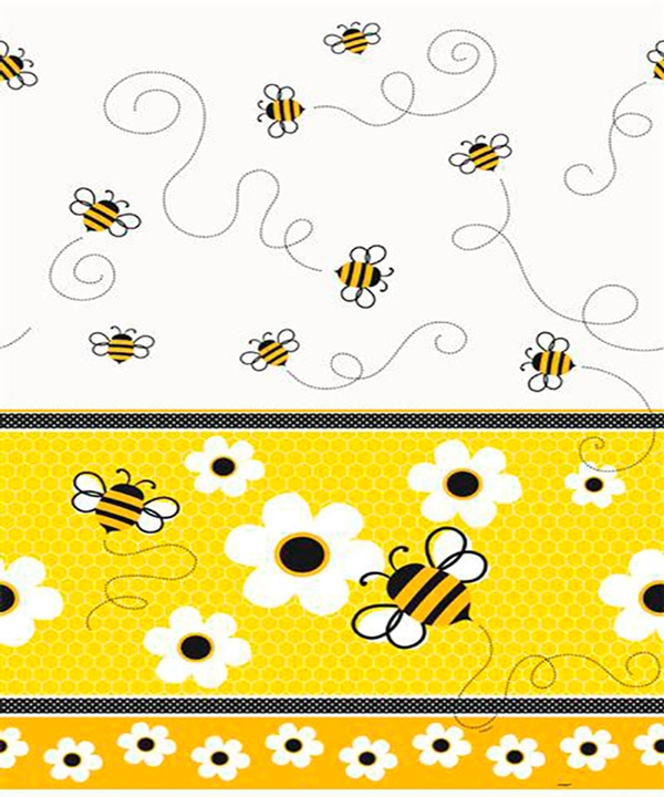 Busy Bees Tablecover