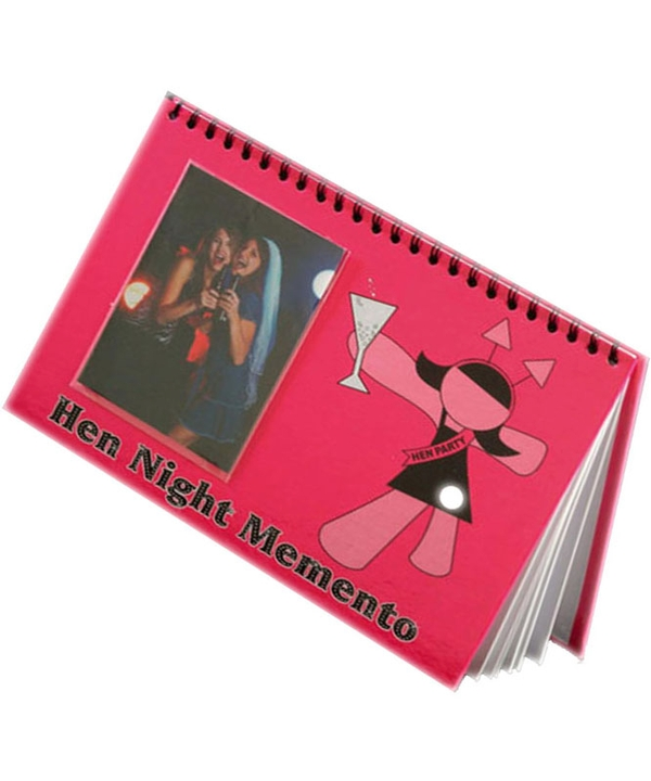 Hen Night Memento Book