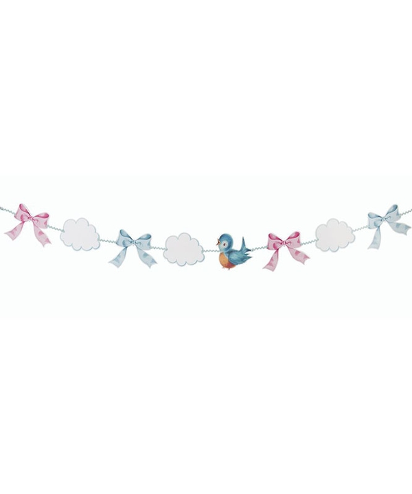 Baby On Board Garland